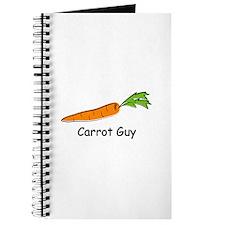 Carrot Guy Journal