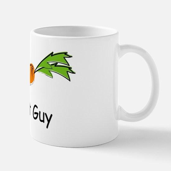Carrot Guy Mug