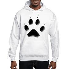 Wolf Track Hoodie