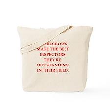 inspector Tote Bag