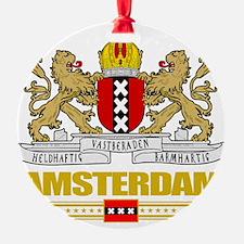 Amsterdam COA (Flag 10) Ornament