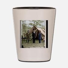 abe 16x20_print Shot Glass