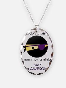 pirate ninja 2 Necklace