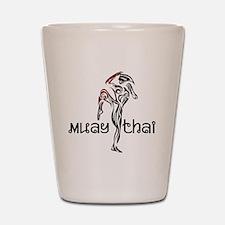 Muay Thai Shot Glass
