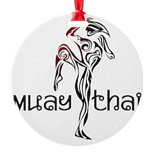 Muay Thai Ornament