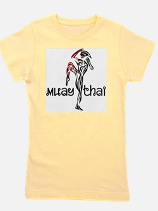 Muay Thai Girl's Tee