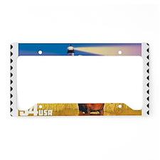 mainestamplap License Plate Holder