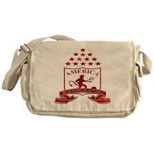 americadecali Messenger Bag