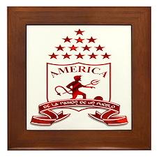 americadecali Framed Tile