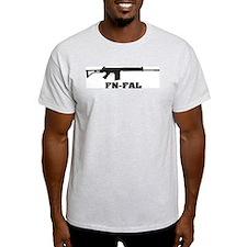 FAL PARA Ash Grey T-Shirt