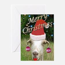 Merry Xmas Ruby Greeting Card