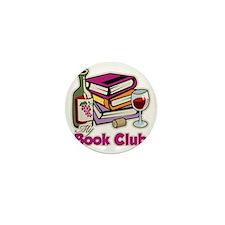 Wine-My-Book-Club Mini Button