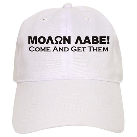 Come and get them Cap