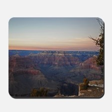 10x14_canyon_print Mousepad