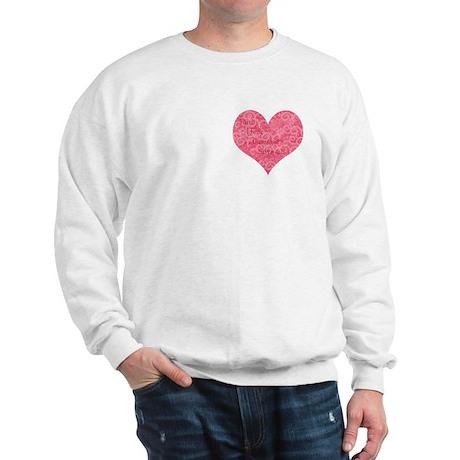 HEART DEFECT AWARENESS Sweatshirt