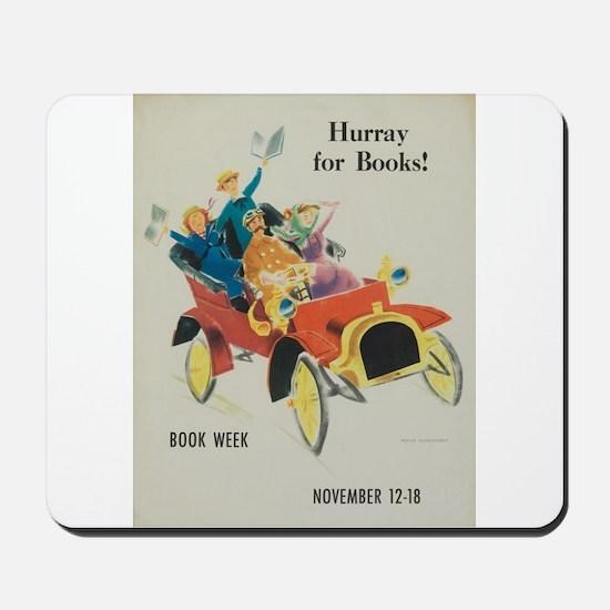 1961 Children's Book Week Mousepad