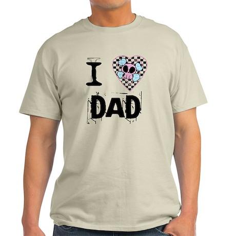 iheartdad Light T-Shirt