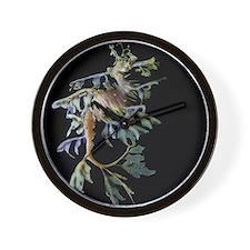 Leaf-see the shrimp Wall Clock