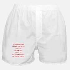 postal worker Boxer Shorts
