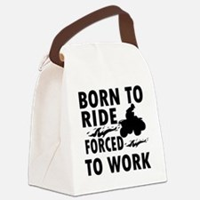 ride-dunebuggy Canvas Lunch Bag