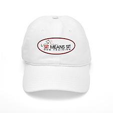 sms-logo-ovaltrans Baseball Cap