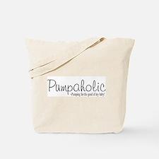 Pumpaholic  Tote Bag