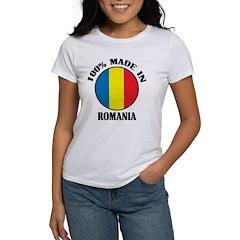 Made In Romania Tee