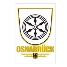 Osnabruck COA Postcards (Package of 8)