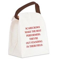 performer Canvas Lunch Bag