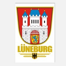Luneburg COA Postcards (Package of 8)