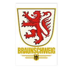 Braunschweig COA Postcards (Package of 8)