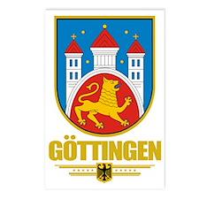 Gottingen COA Postcards (Package of 8)