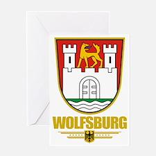 Wolfsburg COA Greeting Card
