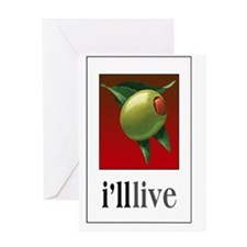 Ill_live_11x17 Greeting Card