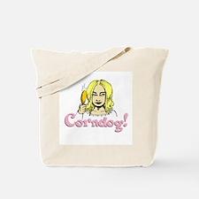 """Corndog!"" Tote Bag"
