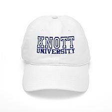 KNOTT University Baseball Cap