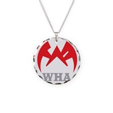 New WHA Wings 7-11 Necklace