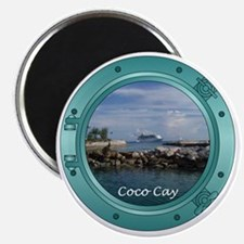 coco-cay2 Magnet