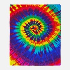 Bright iPad Throw Blanket
