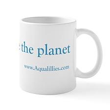 AqualilliesBumper Mug