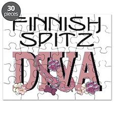 FinnishSpitzDIVA Puzzle