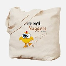 not-nuggets-01 Tote Bag