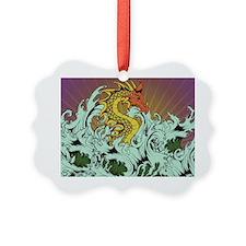 Sea Serpent Ornament