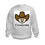 Cowpoke Kids Sweatshirt