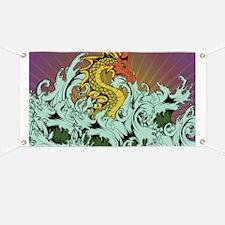 Sea Serpent Banner