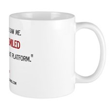 PoughTee_back Small Mug