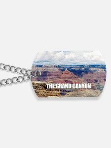 Grand Canyon Dog Tags