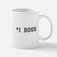 #1 Boss Mugs