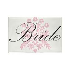 Bride04 Rectangle Magnet