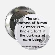 "Jung Purpose Quote 2.25"" Button"
